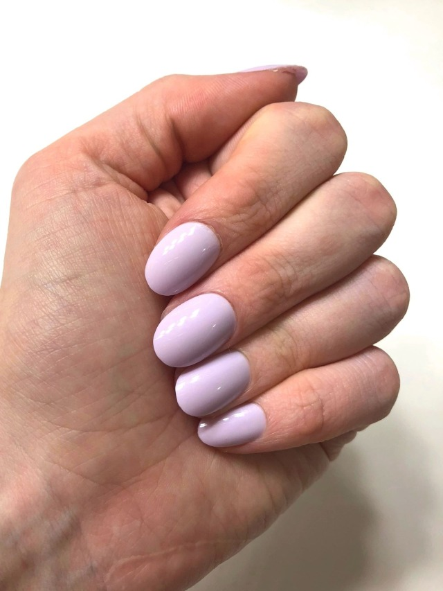 Static Nails Willow Round