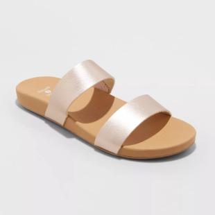 Shade & Shore dedra slide sandals